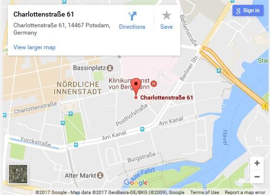 Besprechungsbüro Potsdam